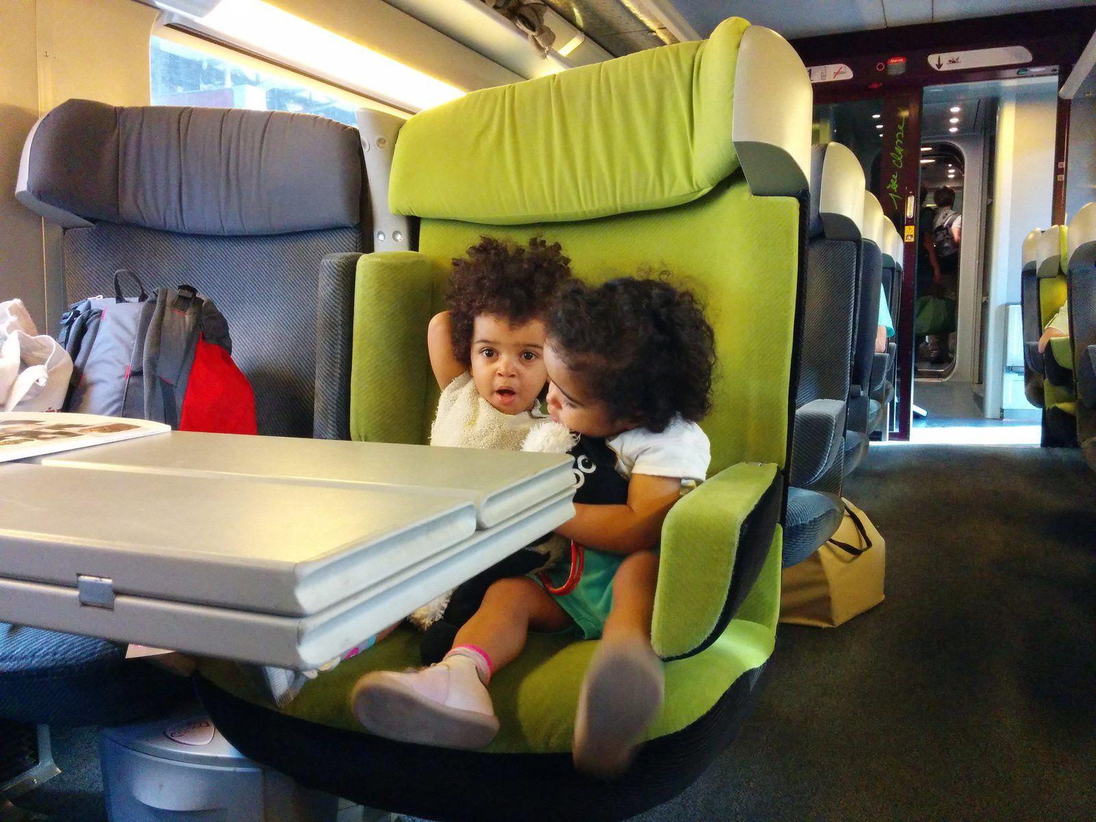 Voyage 93 - 67 en Août 2015 : Une maman et des jumeaux