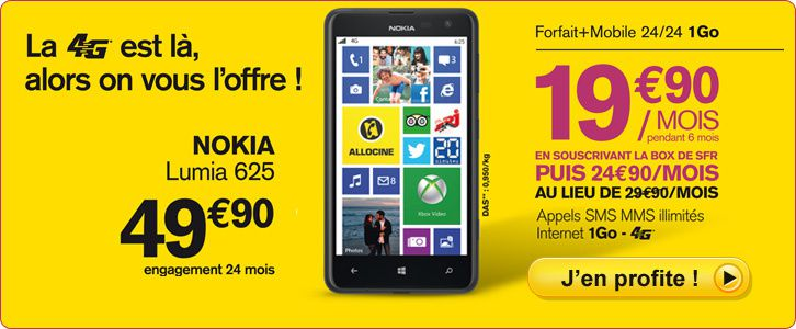 la poste mobile promo forfait 4g et smartphones le. Black Bedroom Furniture Sets. Home Design Ideas