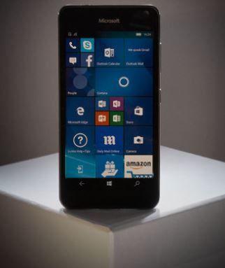 nouveau smartphone microsoft lumia 650 le blog bon plan mobile bon plan smartphone et tablette. Black Bedroom Furniture Sets. Home Design Ideas