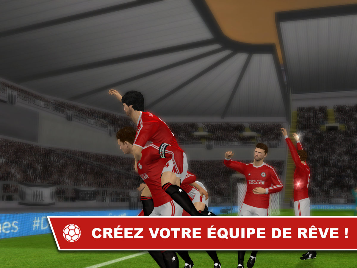 Dream league soccer play online reanimators