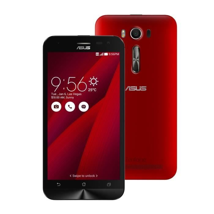 bon plan smartphone asus zenfone 2 ze500kl 8go 4g rouge le blog bon plan mobile bon plan. Black Bedroom Furniture Sets. Home Design Ideas
