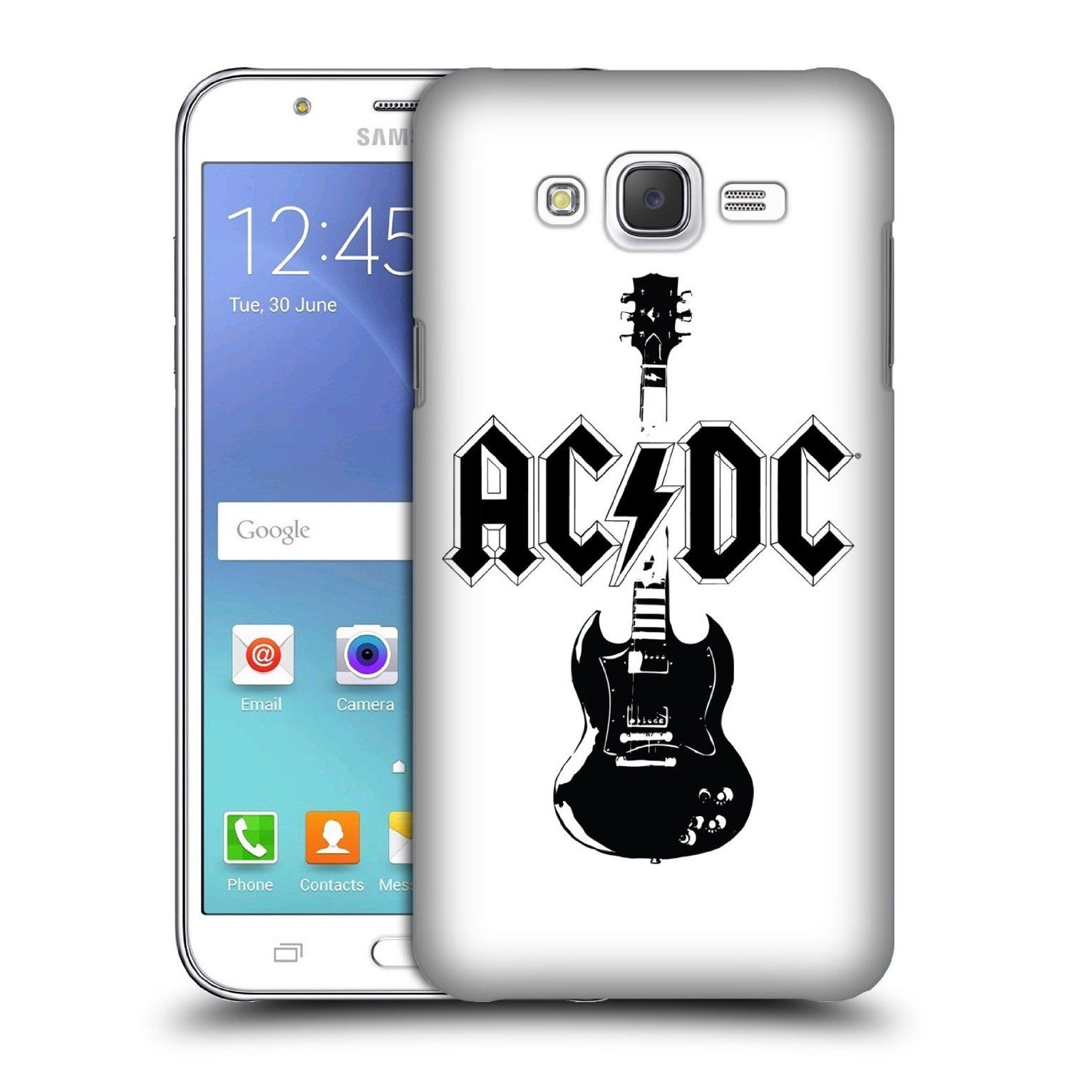 accessoire mobile coque smartphone acdc pour samsung galaxy j5 j500 le blog bon plan. Black Bedroom Furniture Sets. Home Design Ideas