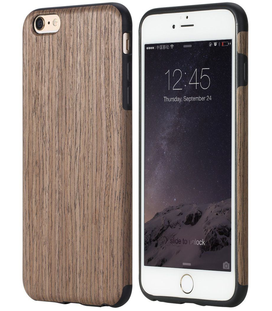 accessoire smartphone coque de protection en bois pour. Black Bedroom Furniture Sets. Home Design Ideas