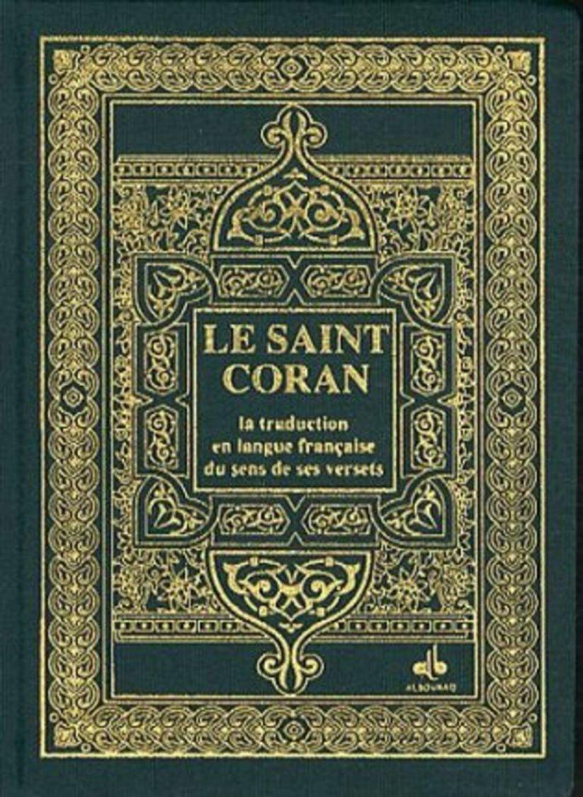 LE SAINT CORAN,ÉCRITS LUMIÈRES .