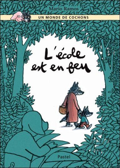 """Thème """"les loups"""""""