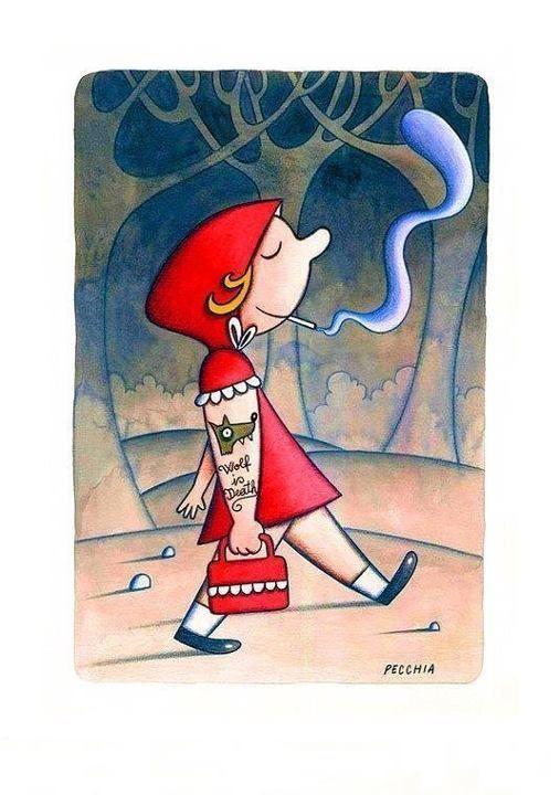 Une illustration d'Andréa Pecchia