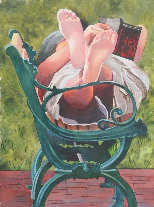 Illustration de Anne Abgott
