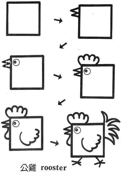 &quot&#x3B;Minimoi&quot&#x3B; apprend à dessiner