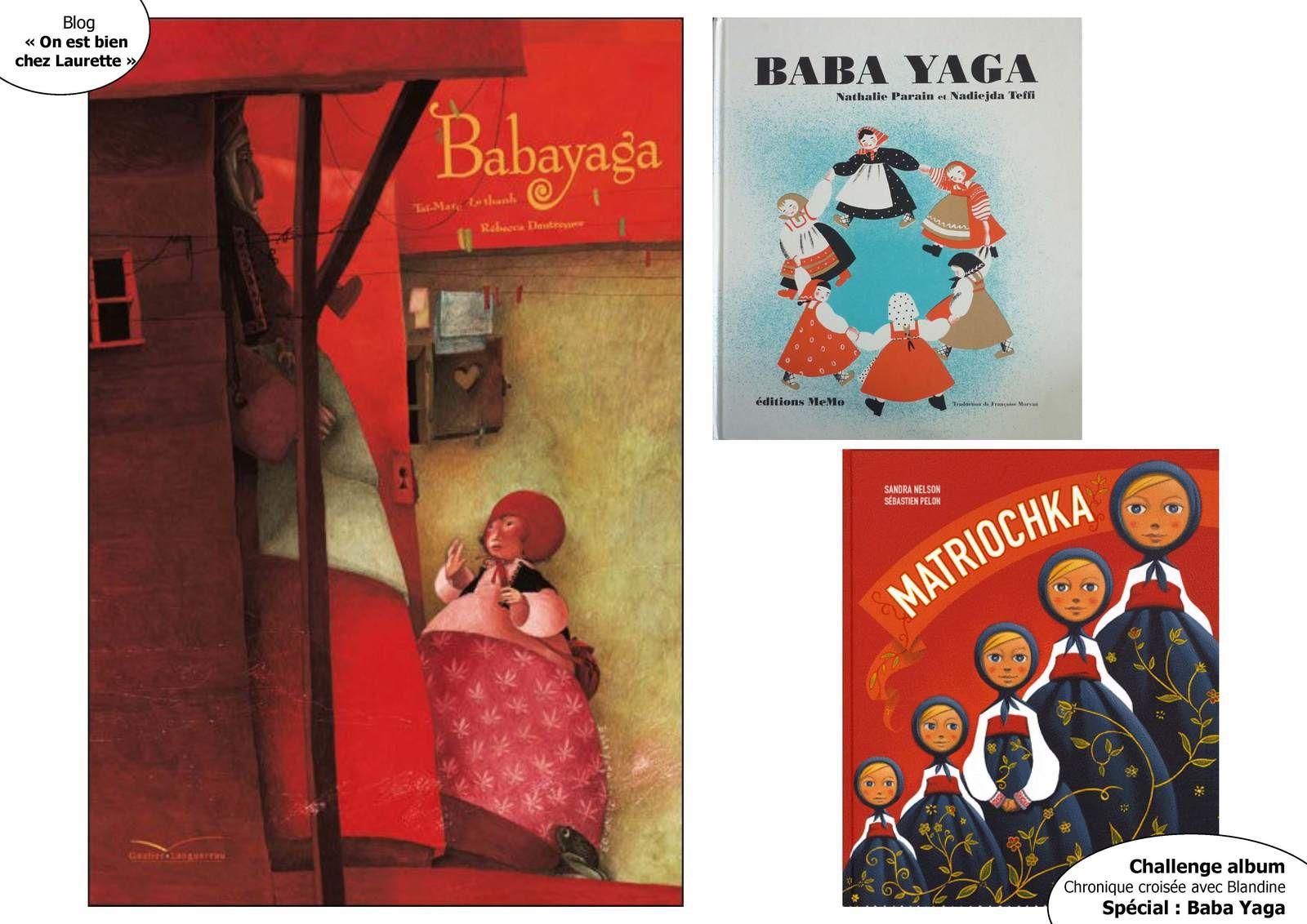 Babayaga, symbole slave