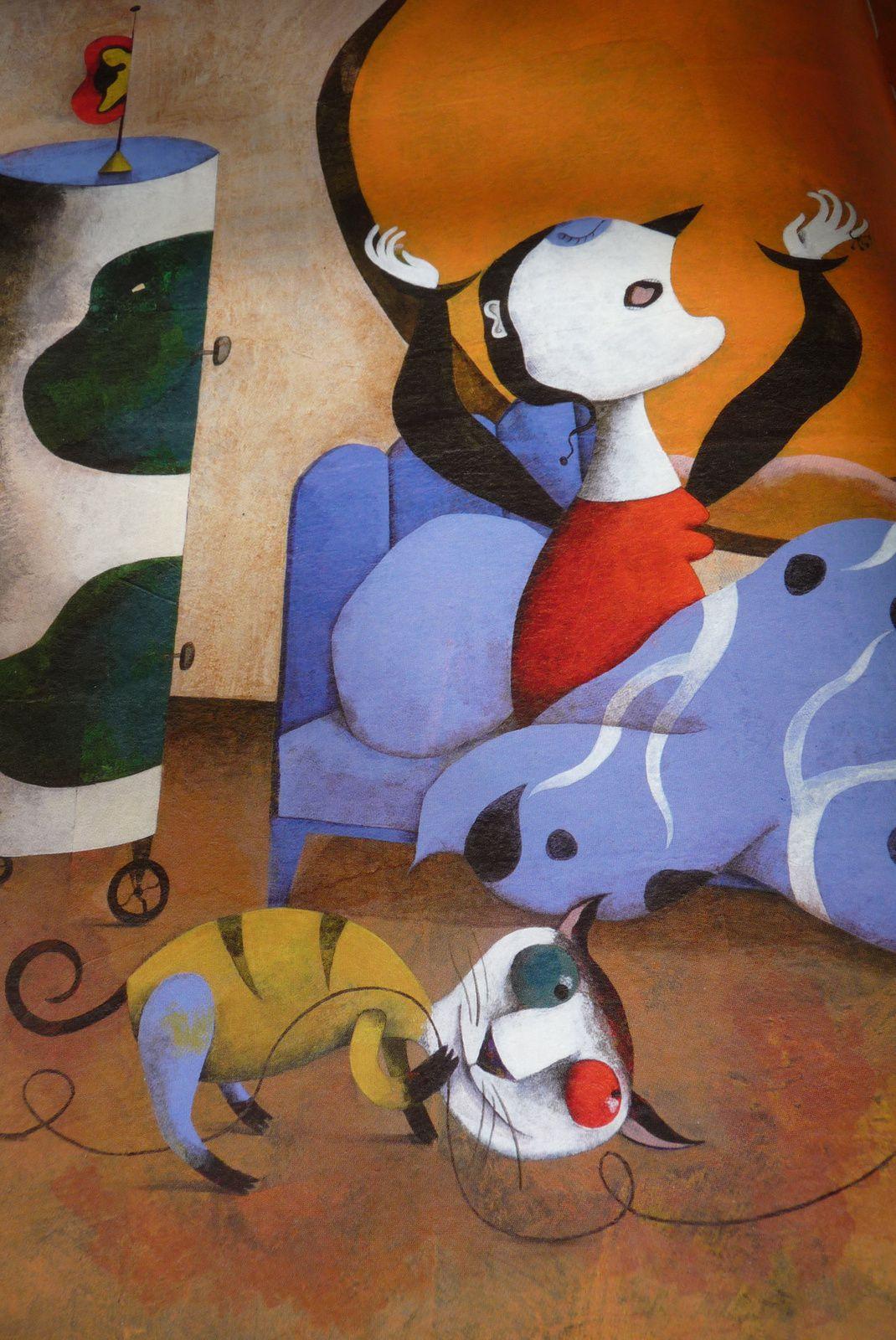 &quot&#x3B;Les balades artistiques&quot&#x3B; ... avec Miro