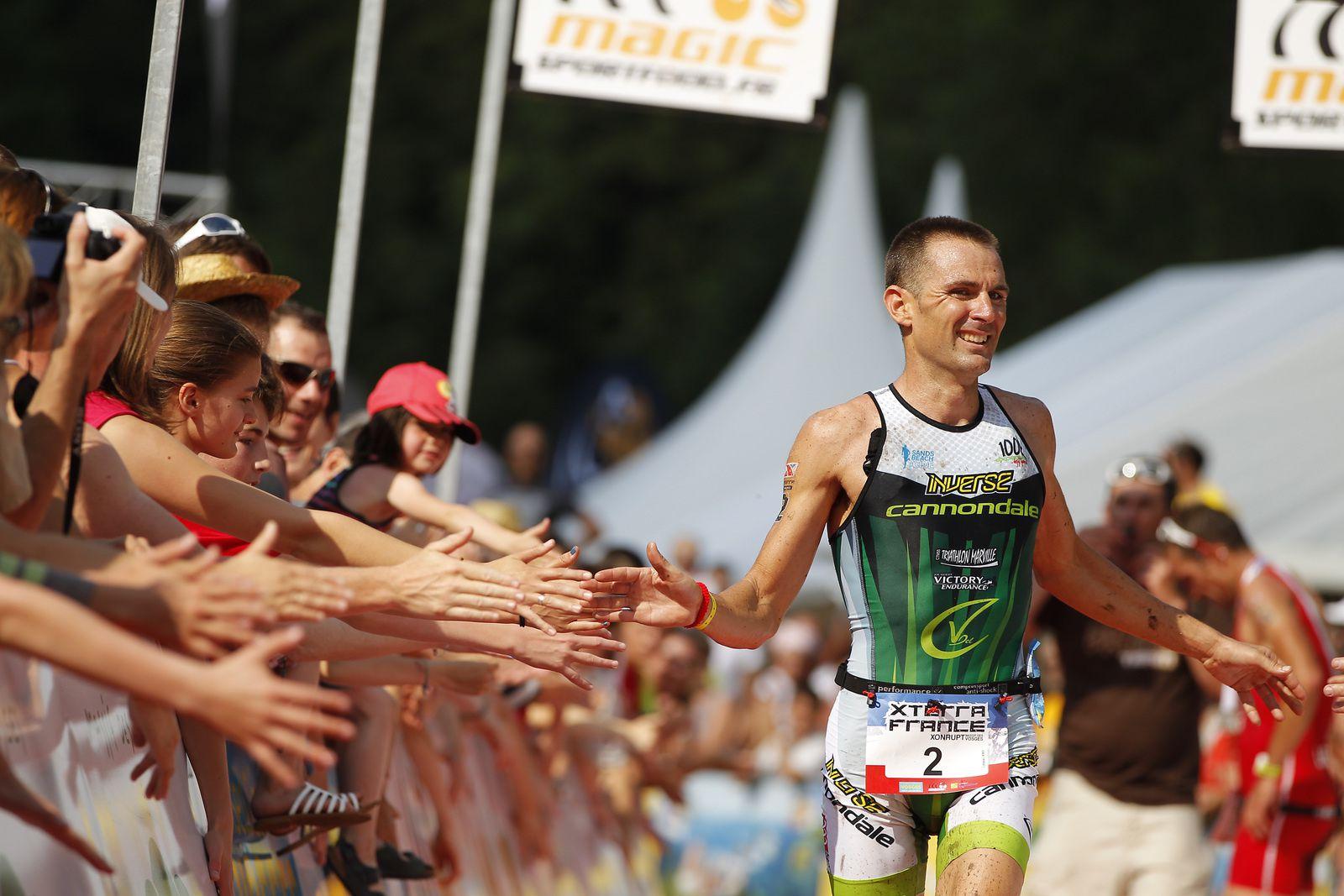 VIDEO &gt&#x3B; Victor del Corral, un des meilleurs triathlètes du monde