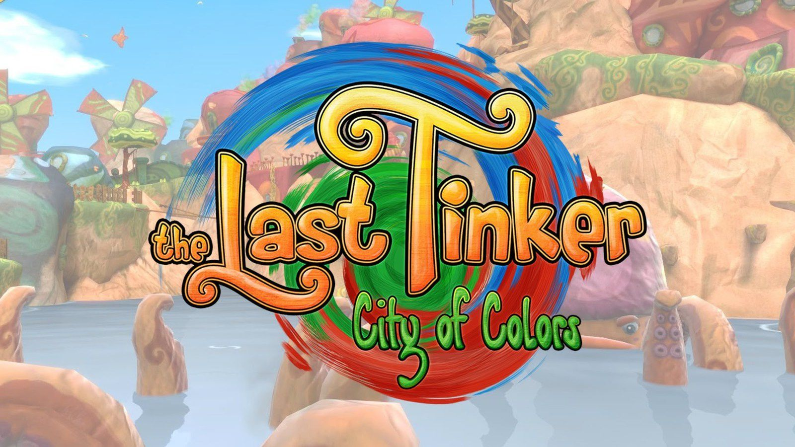 The Last Tinker : City of Colors