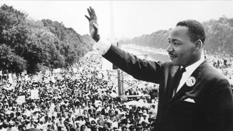 Journée du bénévolat, Martin Luther king day