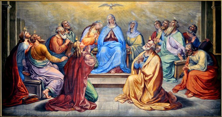 Jesus and the Paraclete