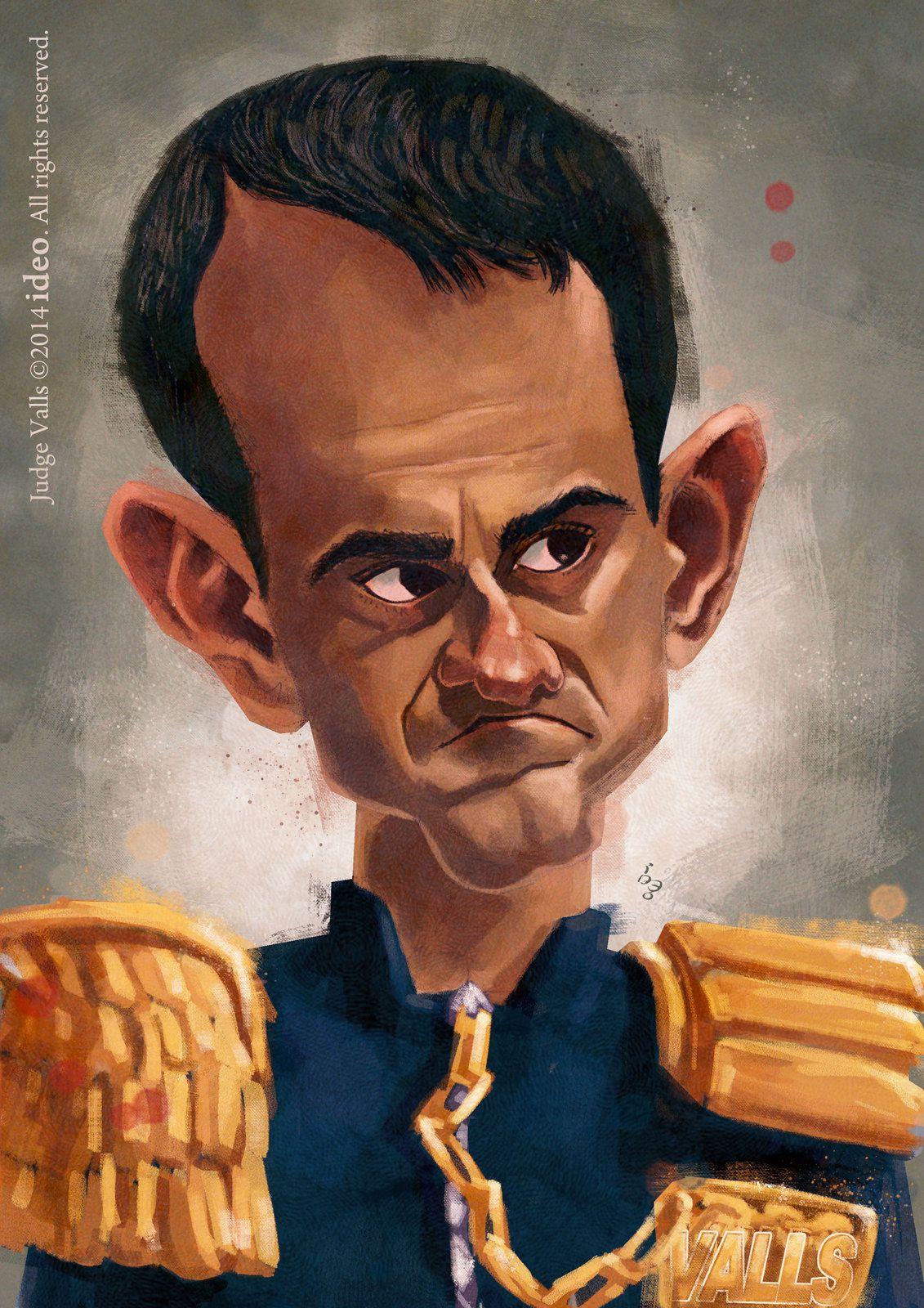 La résistible ascension de Manuel Valls