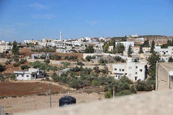 Jalboun, Palestine : calme, mais toujours occupée