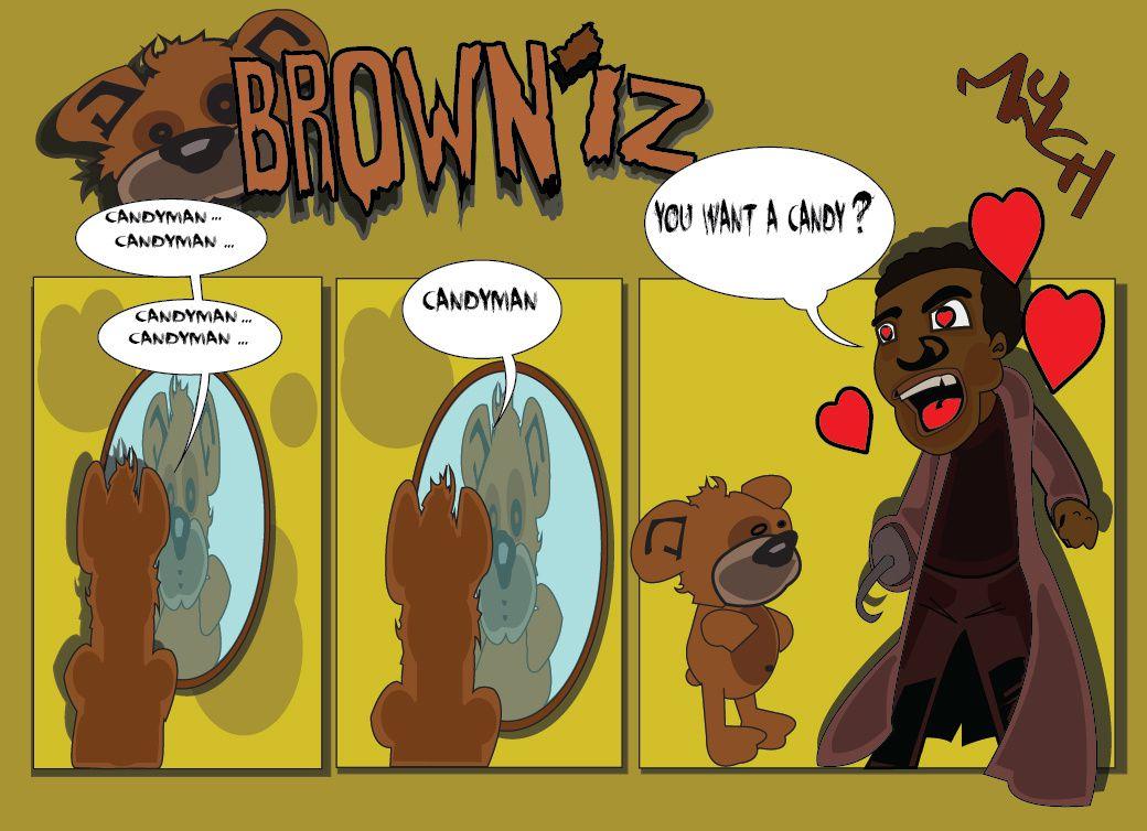 Browniz Meets Candyman
