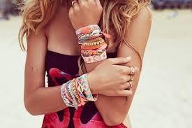 D.I.Y : bracelet pour l'été