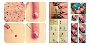 Tuto nail art/coiffure