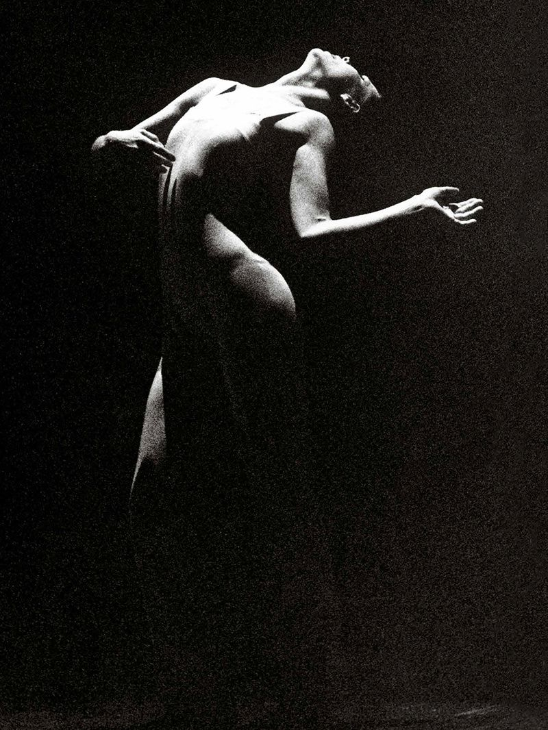 CAROLYN CARLSON CHOREGRAPHE DE L'AME
