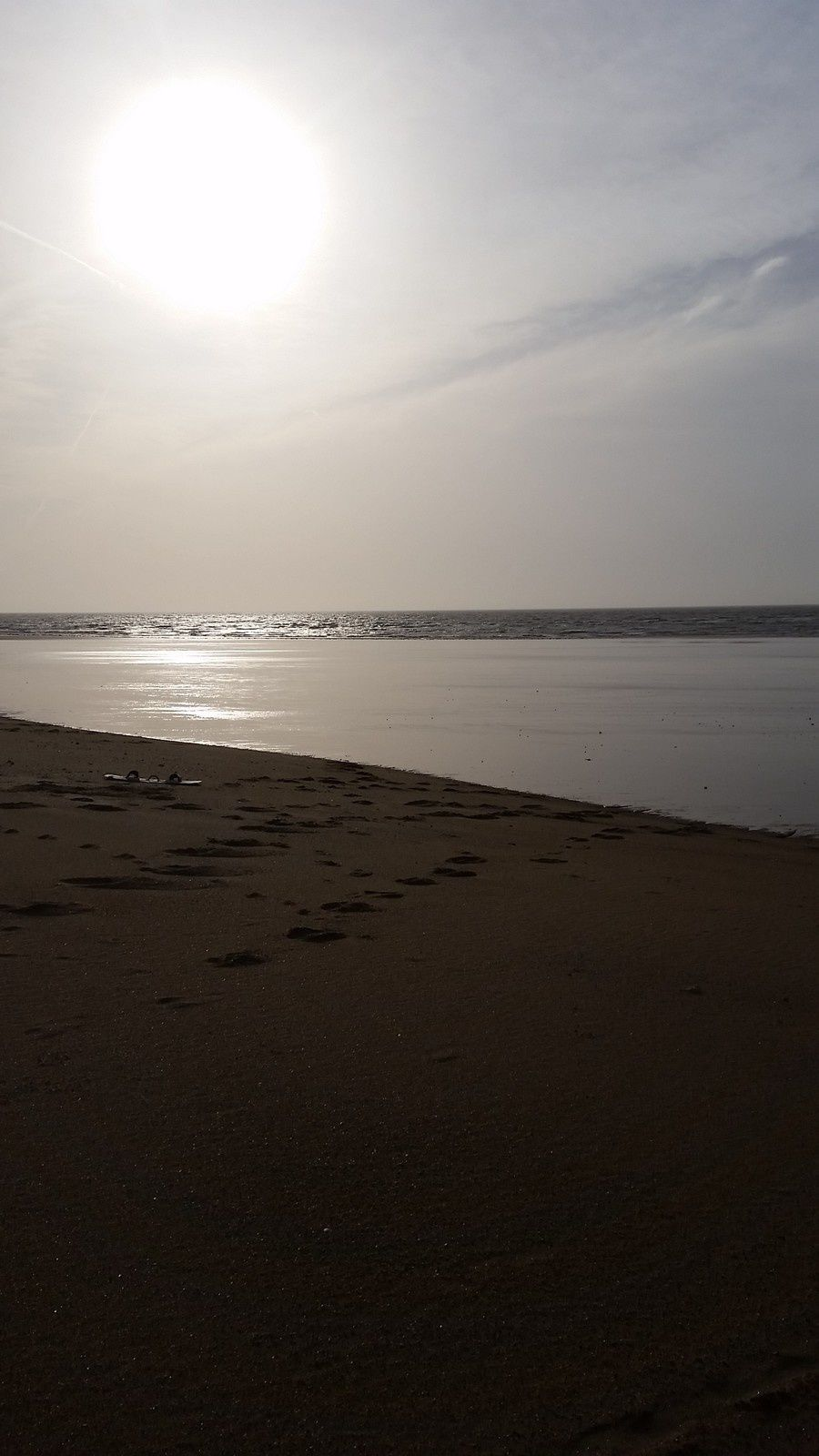 océan marée basse