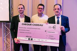 La Cave à Terroirs : 1er Prix de la Création d'Entreprise d'Entreprise du Bas-Rhin 2013