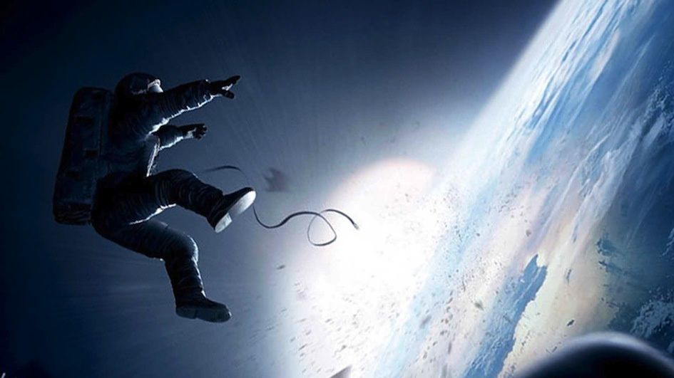 Gravity d'Alfonso Cuaron