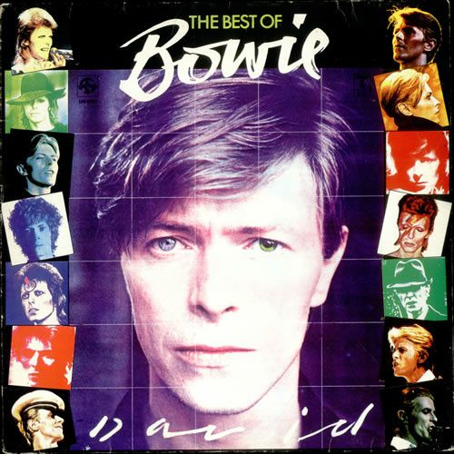 Best of Bowie (1982)