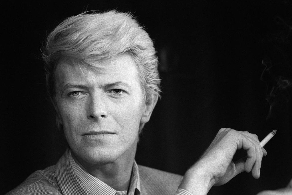 David Bowie, for ever