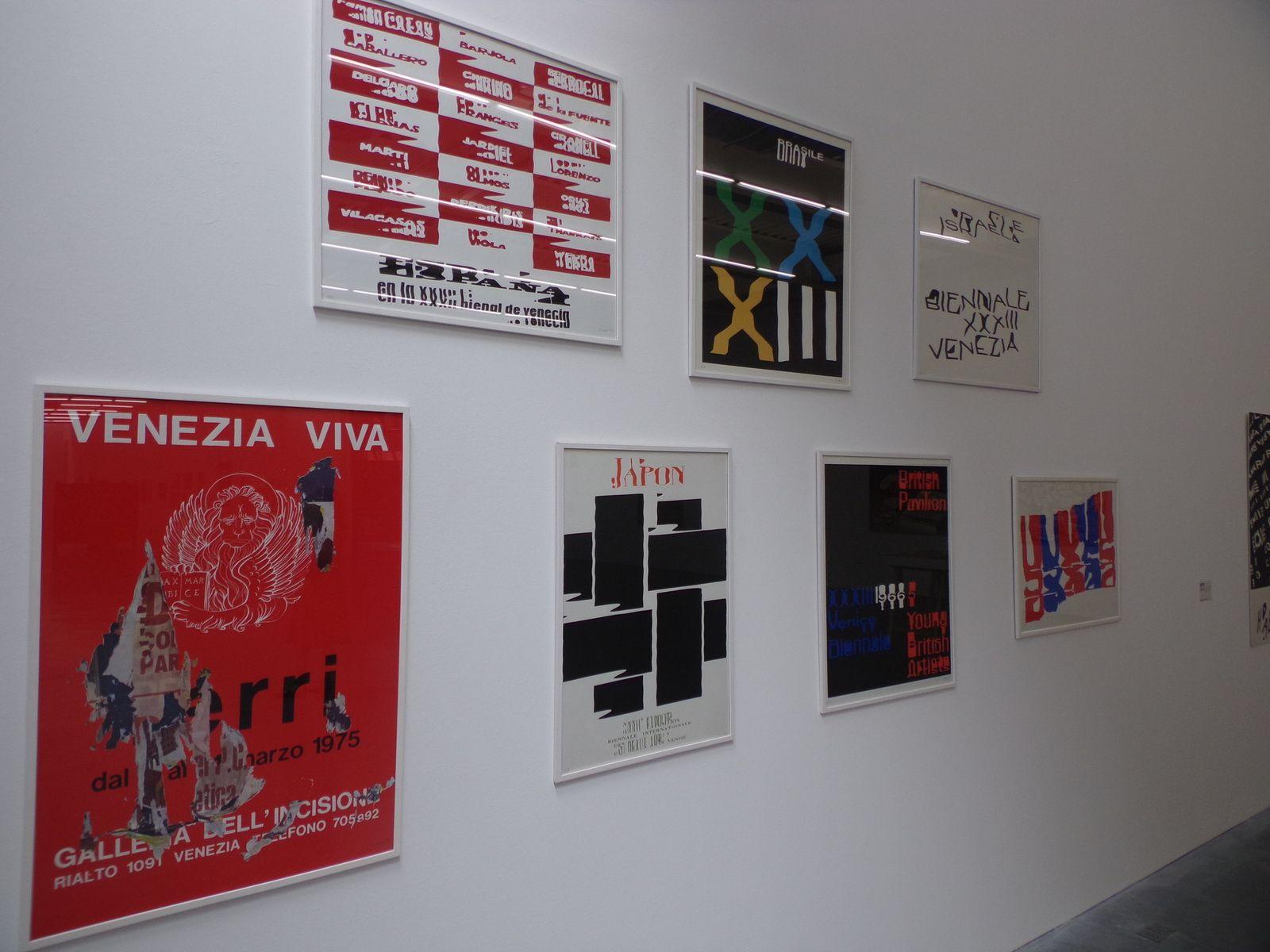 Glossaire              Affichiste : Depuis 1959, les affiches sont pour Dufrêne, Hains, Rotella et Villeglé, source d'inspiration et matériau de travail.