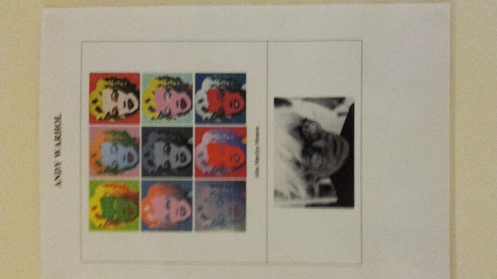 Galettes à la Warhol