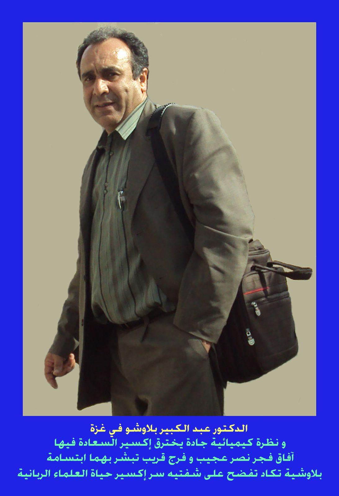 بلاوشو عضوا في المجلس الأعلى للتعليم