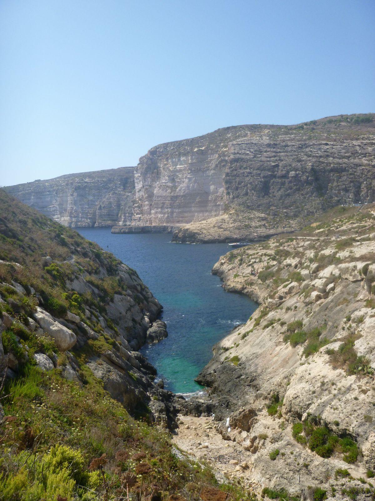 1-Pretty Bay 2-Marsaxlokk 3-village de Popeye 4-Xendi,Gozo 5-Azure Window,Gozo 6-Blue Lagoon,Comino 7-Mdina 8et 9- La Vallette