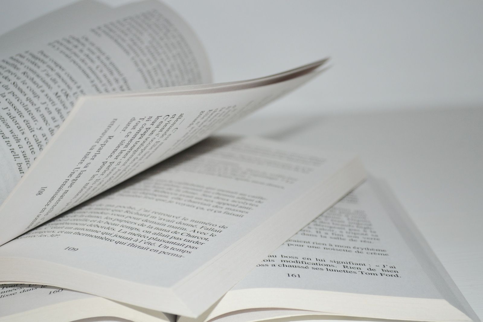 ... Arnaud Le Guilcher (enfin...ses livres): En Moins bien, Pas Mieux