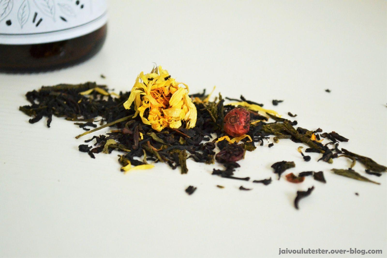 ... les thés et infusions Bio GreenMa