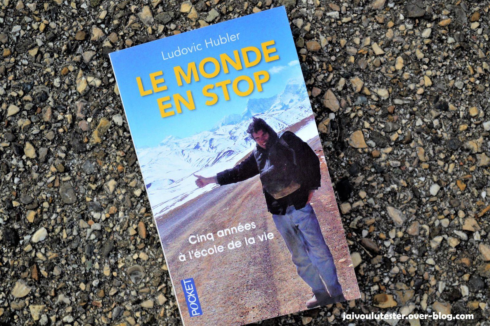 ... Le Monde en Stop, de Ludovic Hubler