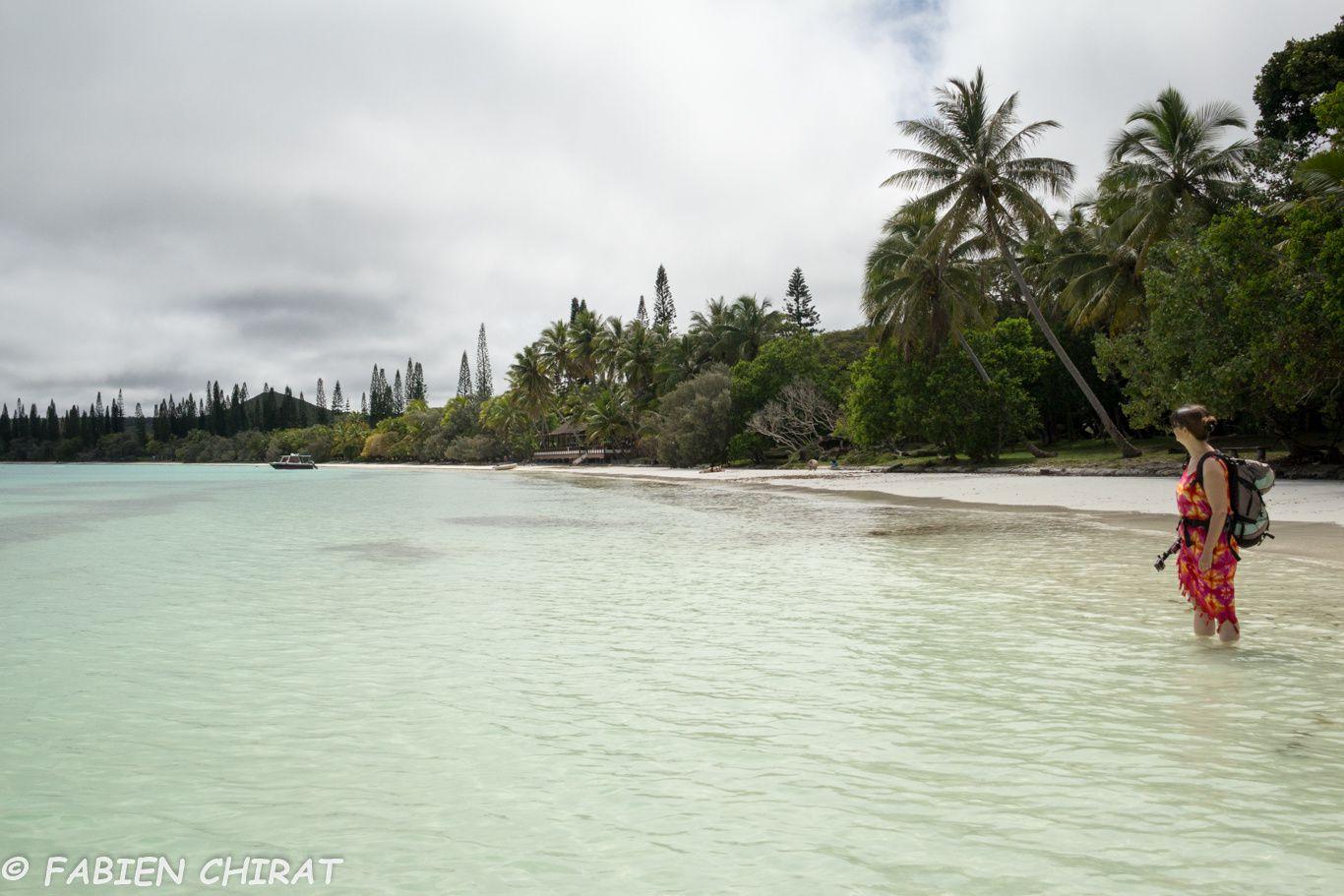 Des plages pour nous seul.