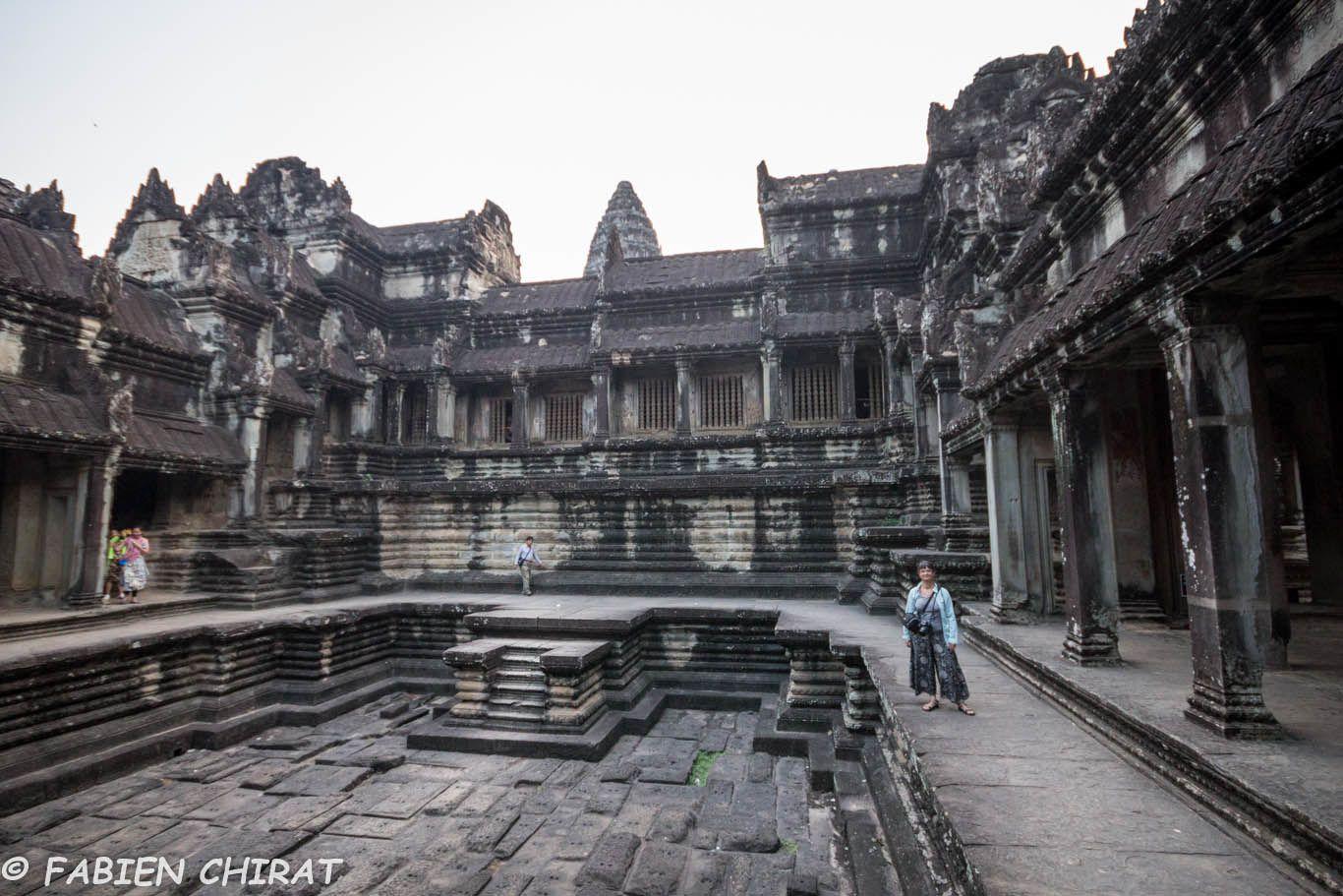 Dans Angkor Wat