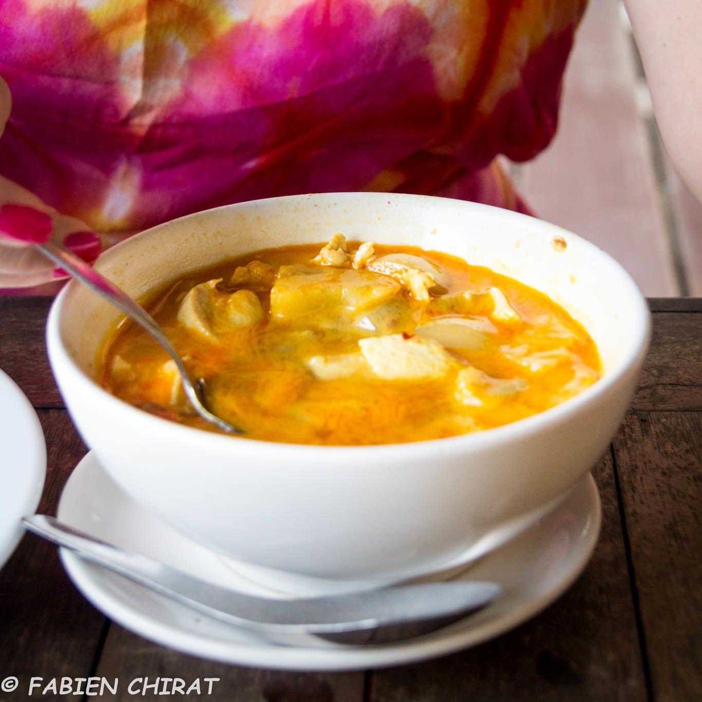 Le Massaman curry