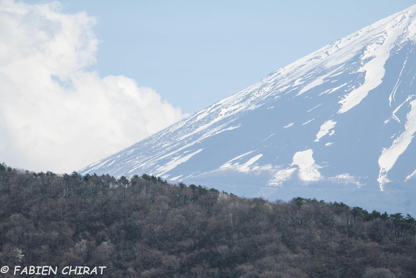 Les 21 vues du mont Fuji