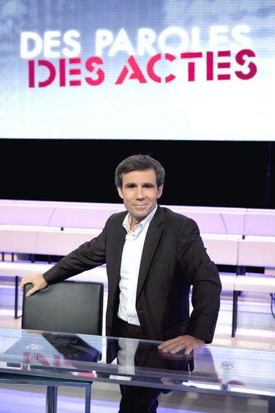 Manuel Valls invité de &quot&#x3B;Des paroles et des actes&quot&#x3B; ce soir sur France 2