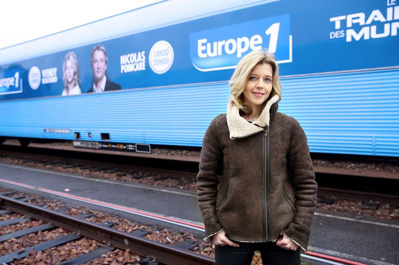 Europe 1 Midi de Wendy Bouchard en direct de Lorient sur Europe 1