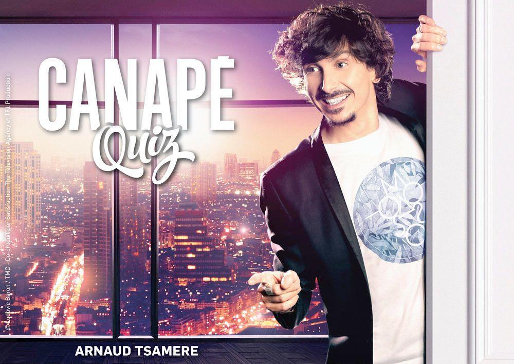 Arnaud Tsamère aux commandes d'un jeu quotidien dès le 24 février sur TMC