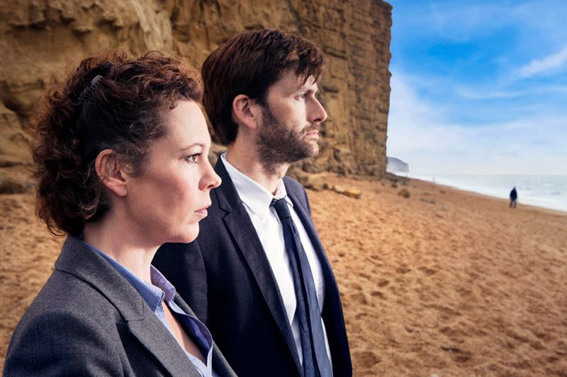 France 2 leader avec la série Broadchurch
