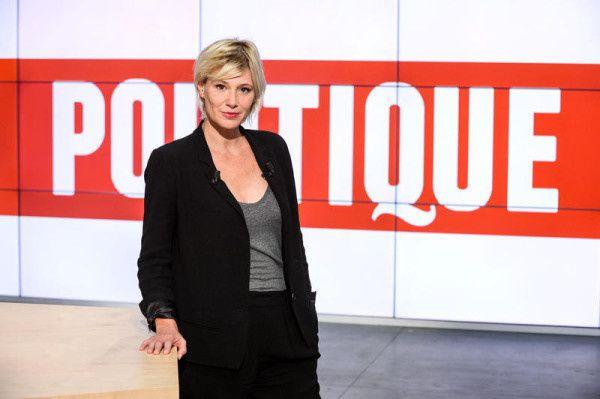 Michèle Alliot-Marie invitée du Supplément Politique sur Canal+