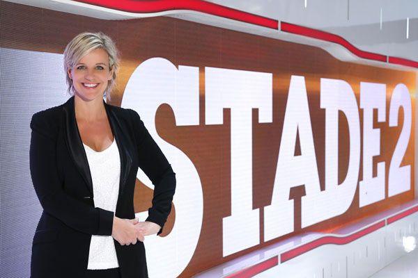 Philippe Saint-André invité de Stade 2 sur France 2