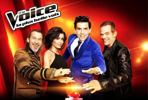 Coup d'envoi des shows en direct de The Voice le 5 avril !