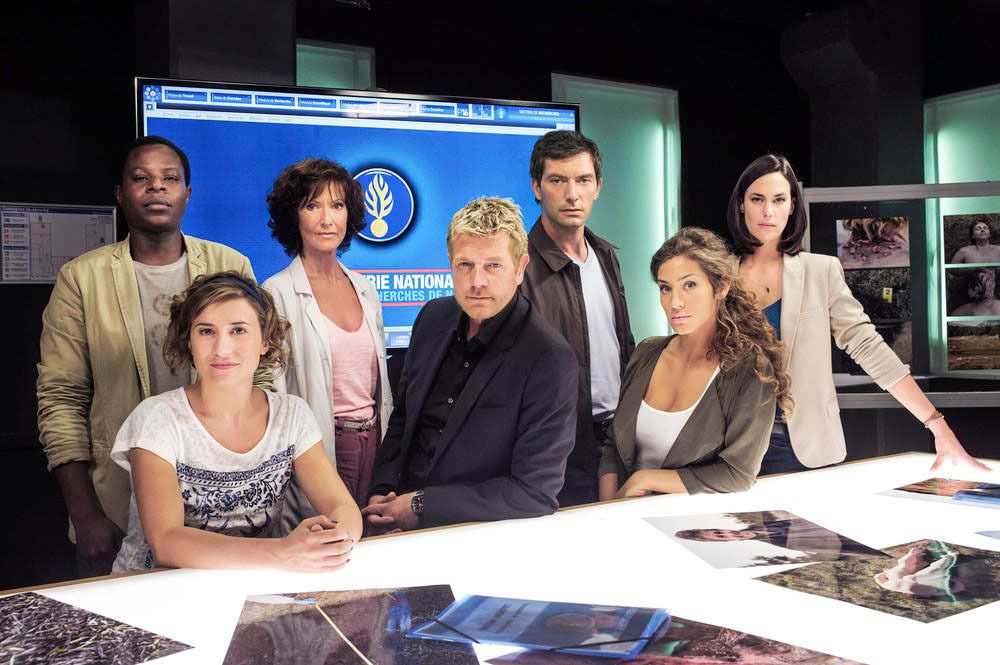 TF1 leader pour le final de Section de Recherches