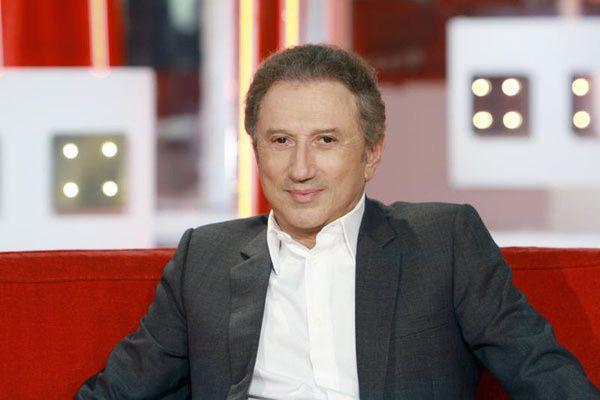 Pierre Perret invité de Vivement dimanche sur France 2