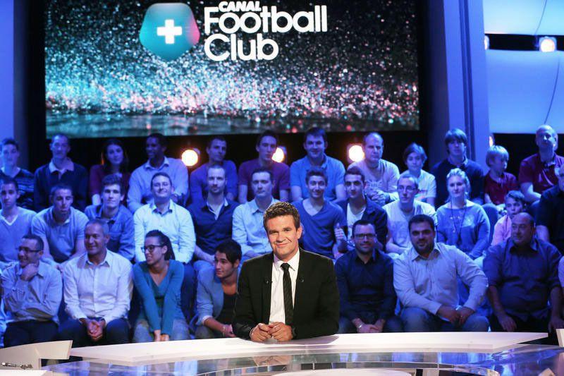 Benoit Tremoulinas invité ce soir du Canal Football Club sur Canal+